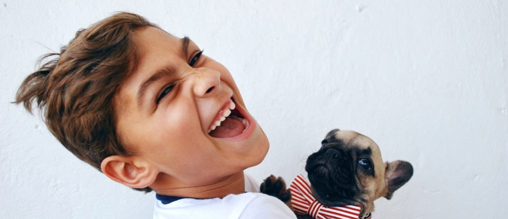 Friendships Between Kids and Pets